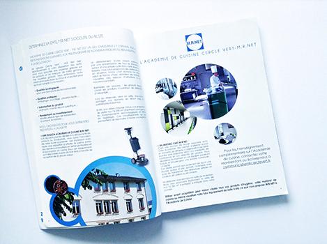 catalogue commerciale B2B